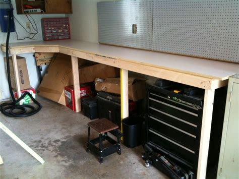 How To Build A Steel Garage Workbench