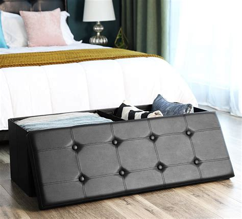 How To Build A Storage Bench With Upholstered Lid