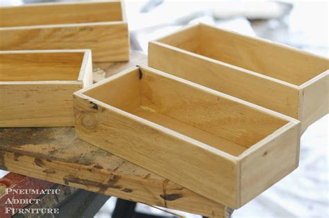 How To Build A Storage Box Out Of Plywood