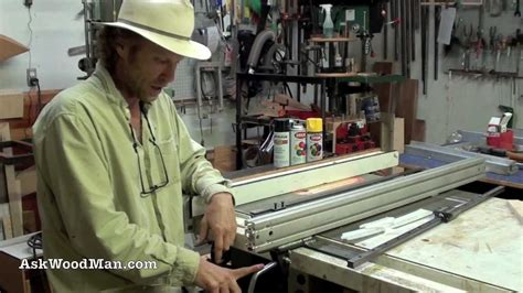 How To Build A T Square Table Saw Fence For Aluminum Extrusions