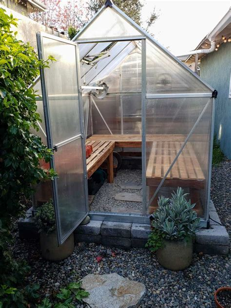 How To Build A Tabletop Greenhouse