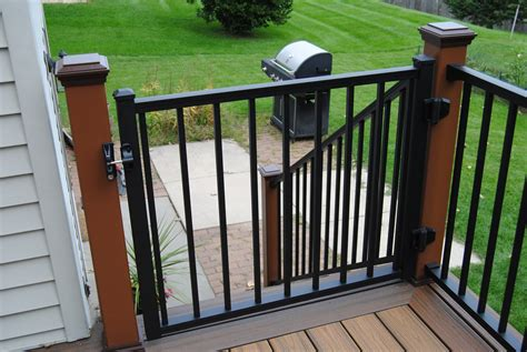 How To Build A Trex Deck Gate