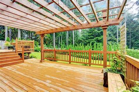 How To Build A Triangular Deck