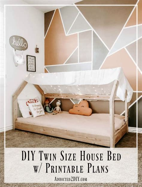 How To Build A Twin Size Bed
