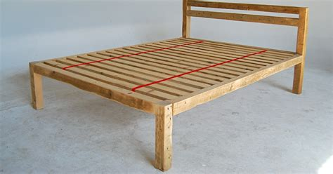 How To Build A Twin Size Bed Out Of Plywood