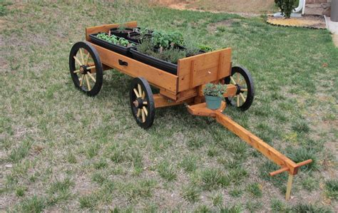 How To Build A Wagon Out Of Wood