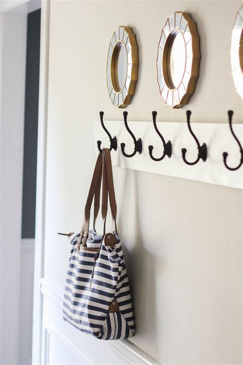 How To Build A Wall Coat Rack