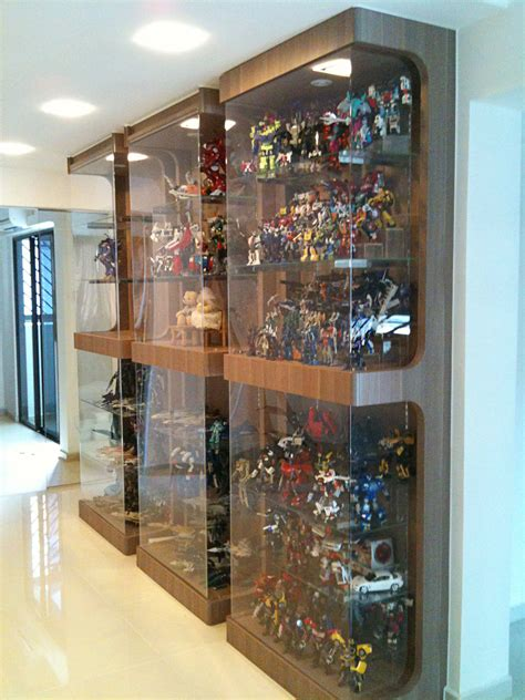 How To Build A Wall Mounted Display Case