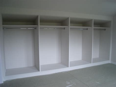 How To Build A Wardrobe Frame Uk