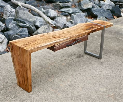 How To Build A Waterfall Table Edge