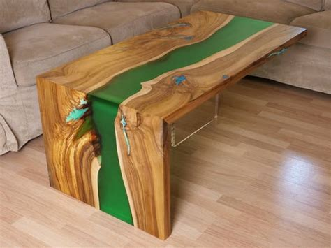 How To Build A Waterfall Table Resin