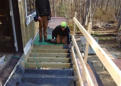 How To Build A Waterproof Deck With Drainage