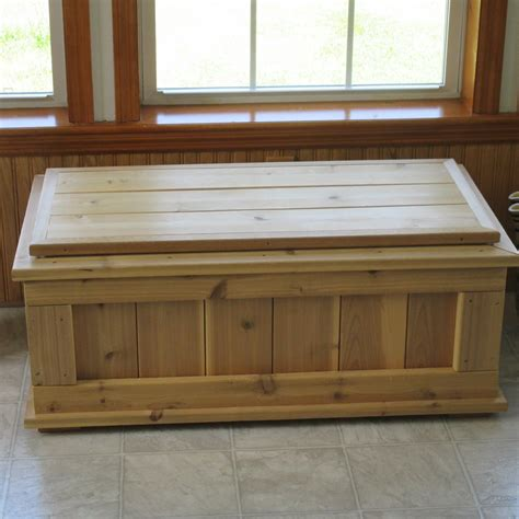 How To Build A Waterproof Outdoor Storage Bench
