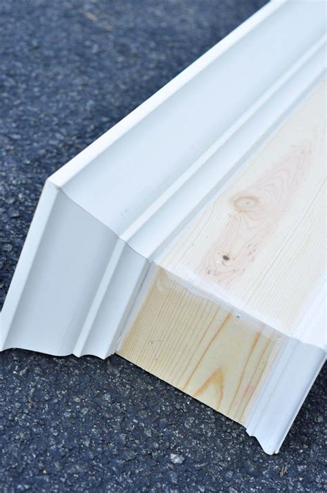 How To Build A Window Cornice