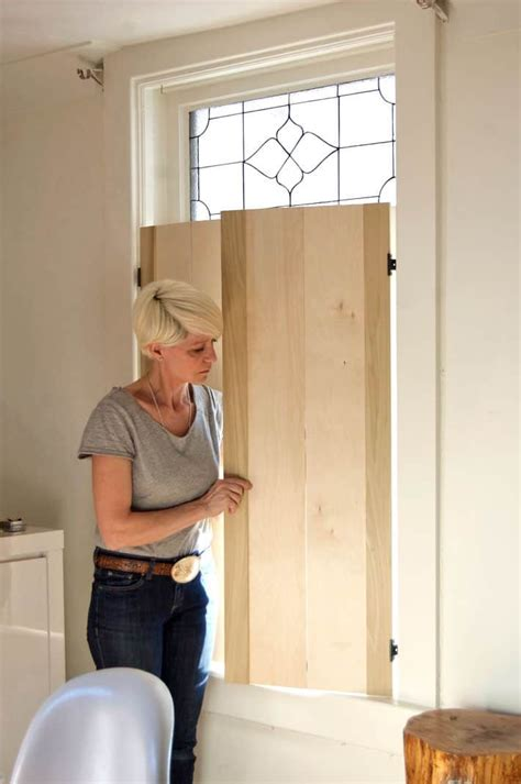 How To Build A Window Shutter