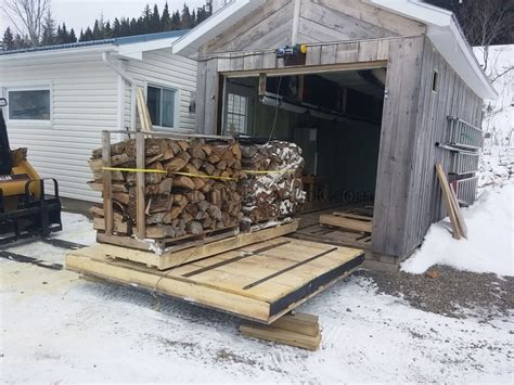 How To Build A Wood Kiln For Drying Wood