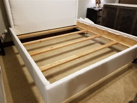 How To Build A Wood King Size Bed Frame