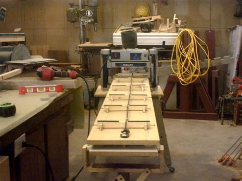 How To Build A Wood Planer Sled