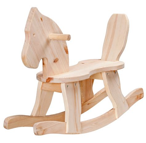 How To Build A Wood Rocking Horse