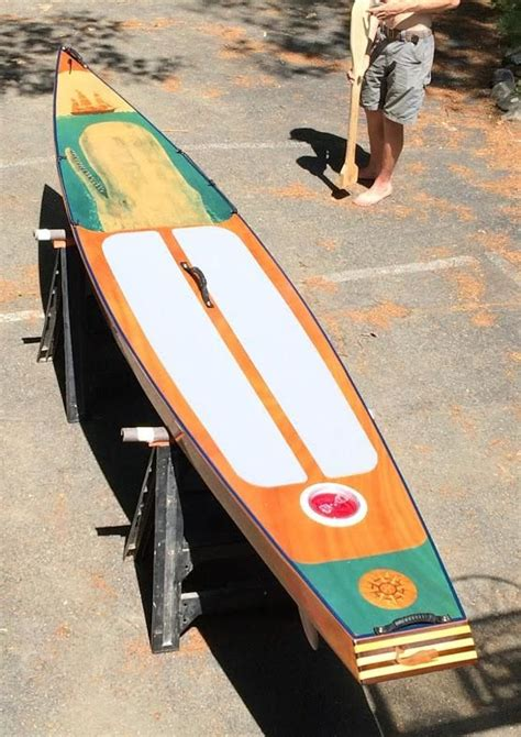 How To Build A Wood Stand Up Paddleboard