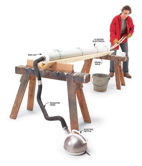 How To Build A Wood Steamer