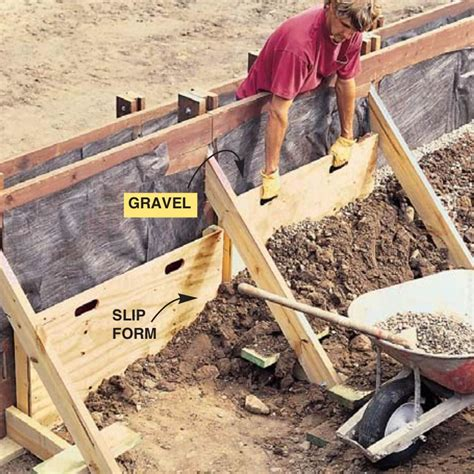 How To Build A Wood Timber Retaining Wall