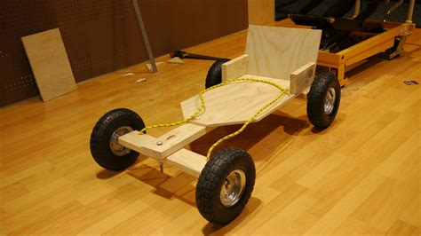 How To Build A Wooden Billy Cart