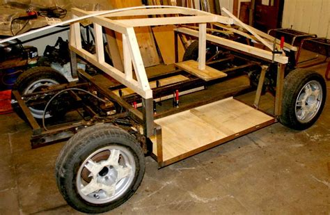 How To Build A Wooden Car Body Frame