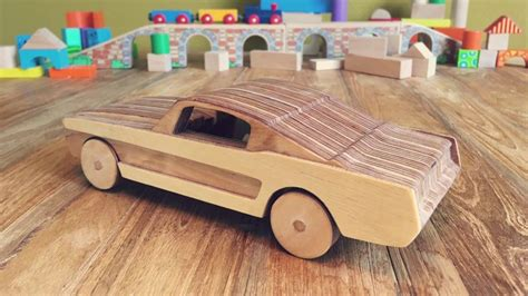 How To Build A Wooden Car That Moves