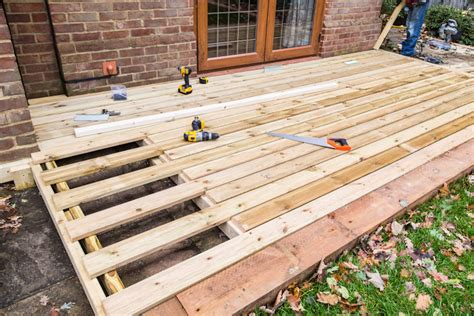 How To Build A Wooden Deck Pdf