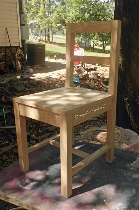 How To Build A Wooden Desk Chairs