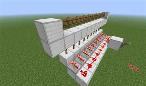 How To Build A Wooden Fence Gate Minecraft Redstone