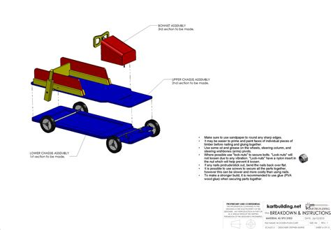 How To Build A Wooden Push Cart