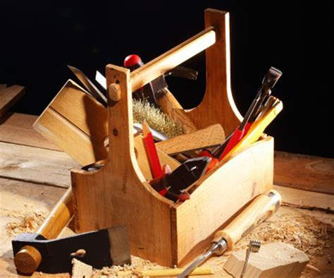 How To Build A Wooden Toolbox For A Suv