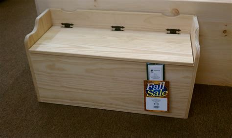 How To Build A Wooden Toy Box Plans