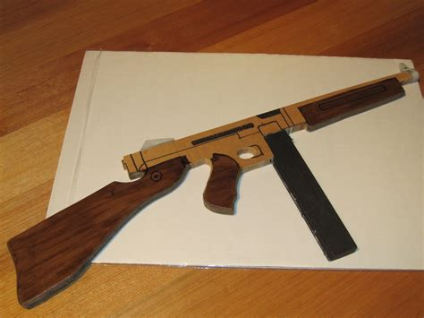 How To Build A Wooden Toy Gun
