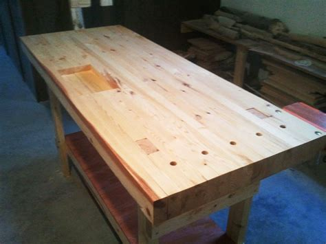 How To Build A Workbench Plans