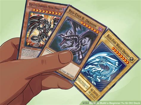 How To Build A Yu Gi Oh Decks