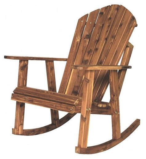 How To Build An Amish Glider Chair Plans