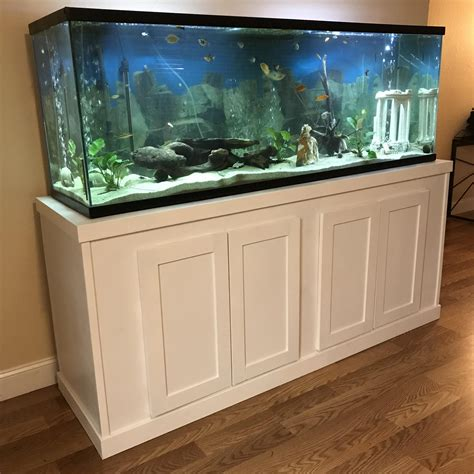How To Build An Aquarium Stand For 125 Gallon