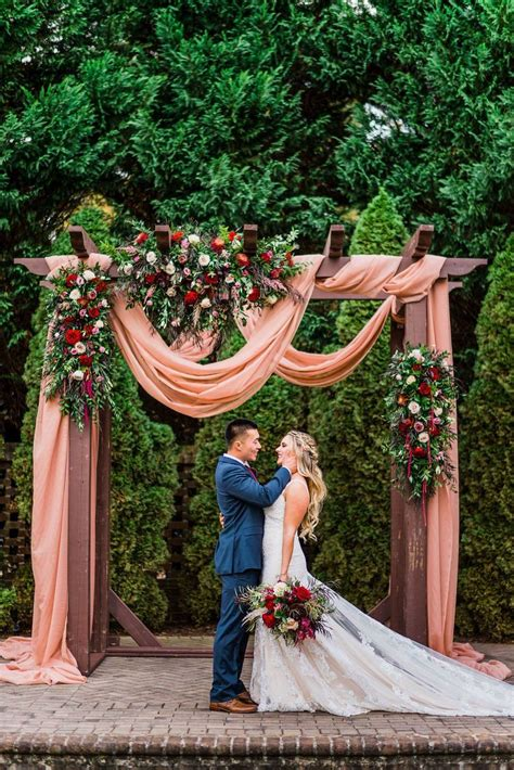 How To Build An Arbor For A Wedding Ceremony