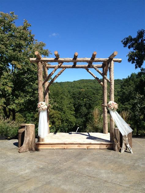 How To Build An Arbor For Wedding