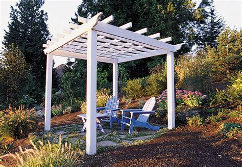 How To Build An Arbor Patio