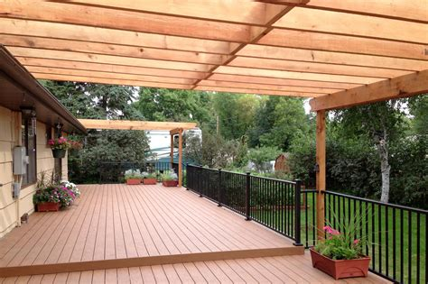 How To Build An Arbor With Trex
