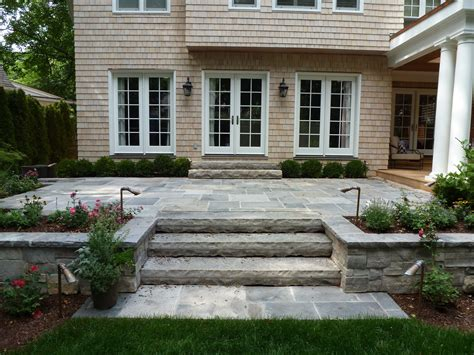 How To Build An Elevated Stone Deck