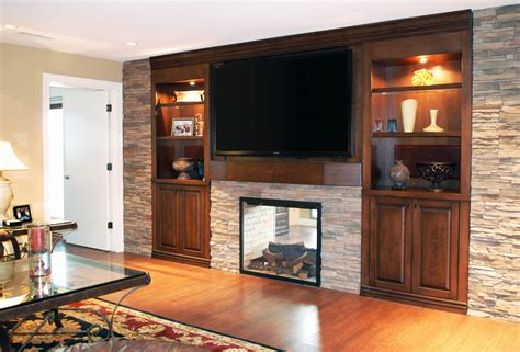 How To Build An In Wall Entertainment Center