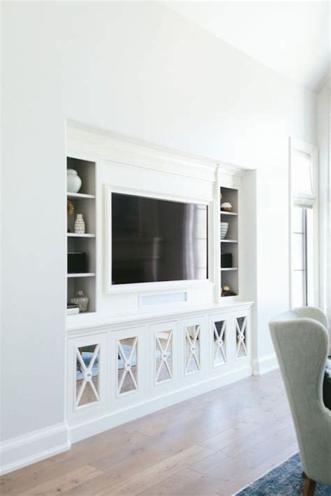 How To Build An In Wall Media Cabinet