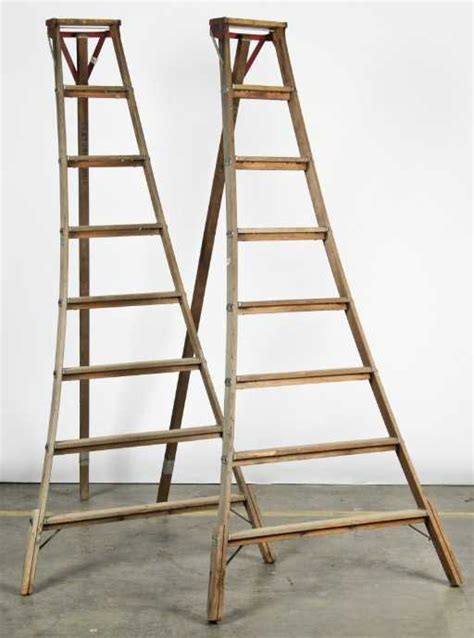 How To Build An Orchard Ladder Plans