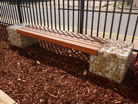 How To Build An Outdoor Bench Seat Against A Wall