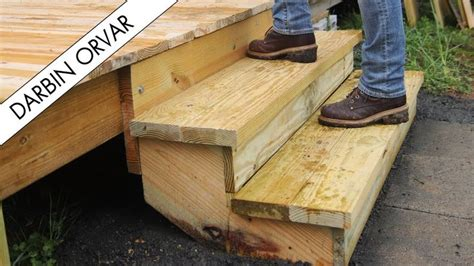 How To Build An Outdoor Deck Youtube